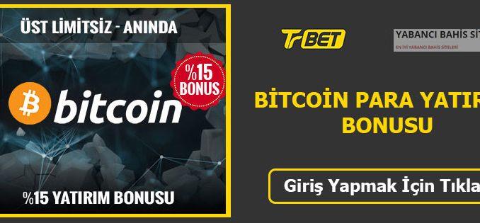 Üst Limitsiz Trbet Bitcoin Kripto Paralarla Bonus